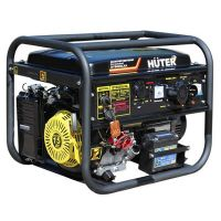 Электрогенератор бензиновый Huter DY8000LXA 64/1/30