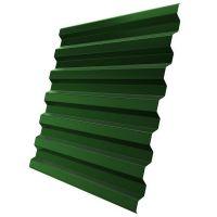 Профнастил С21 Grand Line Optima Pe 0,35 мм RAL 6002 лиственно-зеленый
