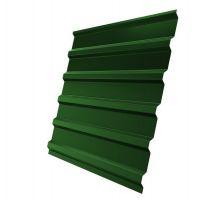 Профнастил С20 Grand Line Optima Pe 0,7 мм RAL 6002 лиственно-зеленый