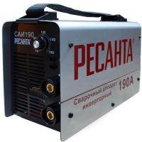 Инвертор сварочный Ресанта САИ-190